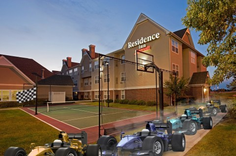 The Residence Inn by Marriott Indianapolis Northwest. (Photo: Business Wire)