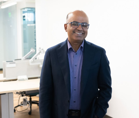 Sekar Kathiresan, M.D., incoming CEO of Verve Therapeutics (Credit: Verve Therapeutics)