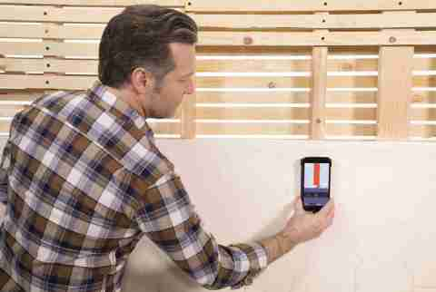 Introducing Walabot DIY Plus, the World's First All-in-One Wall Scanner that Uses 'Superman Vision' to See Through Lath and Plaster, Drywall, and Concrete (Photo: Business Wire)