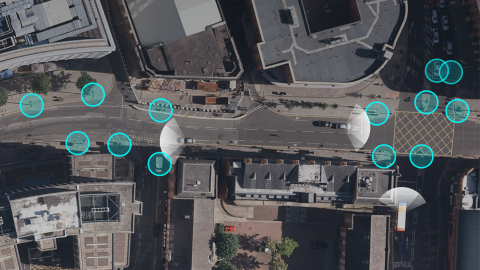In trials launched by Mobileye and Ordnance Survey, fleets of vehicles capture a street-level view o ...