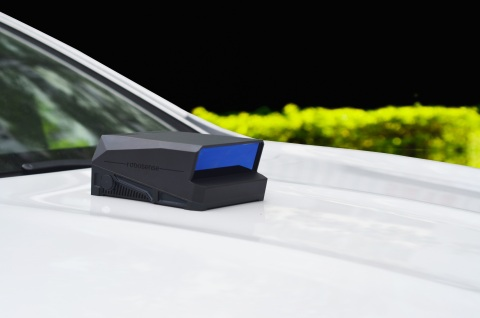 RS-LiDAR-M1, RoboSense Automotive Grade MEMS LiDAR Perception System's Sensor (Photo: Business Wire) ...