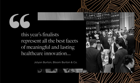 Three Finalists Announced for the 2019 Bloom Burton Award (Photo: Business Wire)