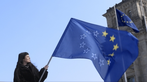 EU elections: TERRE DES FEMMES calls for more women's rights (Photo: Business Wire)