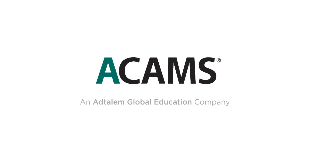 ACAMS Launches Chapter in Switzerland | Business Wire