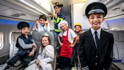 KidZania is a unique role-playing experience that blends learning, real-life experiences and entertainment. (Photo: Business Wire)