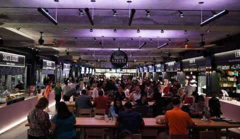 Time Out Market Miami, Miami Beach Opens May 9, 2019 (Photo: Business Wire)