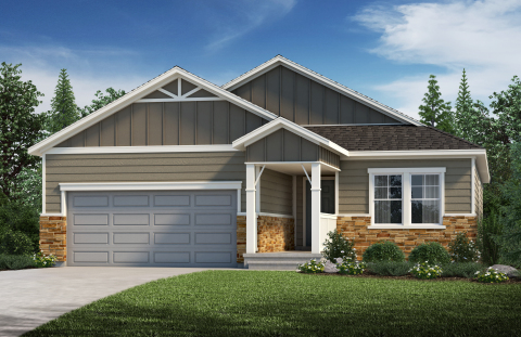New KB homes now available in Aurora, Colorado. (Photo: Business Wire)