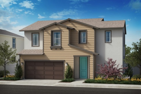 New KB homes now available in the Los Angeles–area. (Photo: Business Wire)