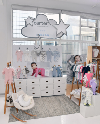 Carter's Little Baby Basics -- Sleep & Play (Photo: Business Wire)