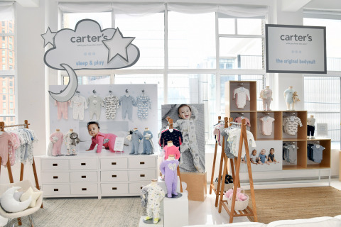 Carter's Little Baby Basics -- Sleep & Play and the Original Bodysuit (Photo: Business Wire)