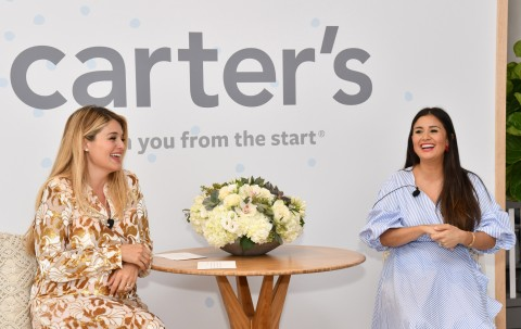 Carter's Mother's Day Brunch -- Daphne Oz and Catherine Lowe (Photo: Business Wire)