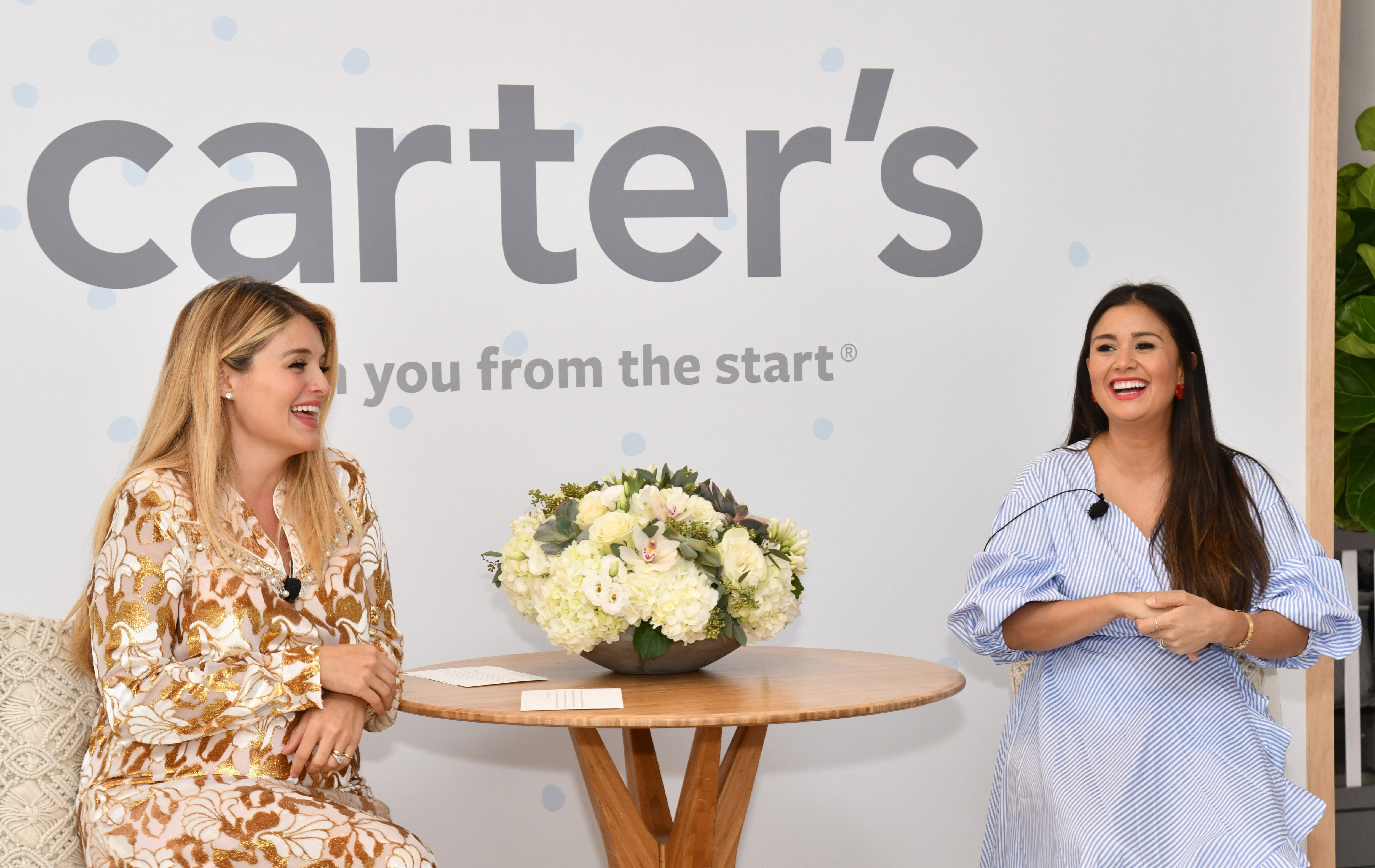 Carter S Debuts Annual Little Baby Basics Collection At Mother S Day