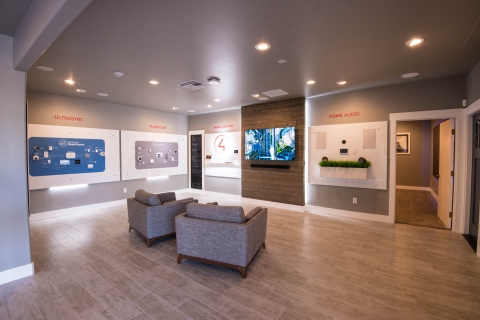 Control4 Certified Showroom Liberty Bell Smart Home in Sacramento, CA. (Photo: Business Wire)