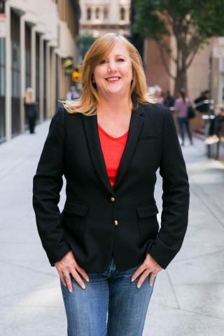 Barbara Bates, Global CEO, Hotwire