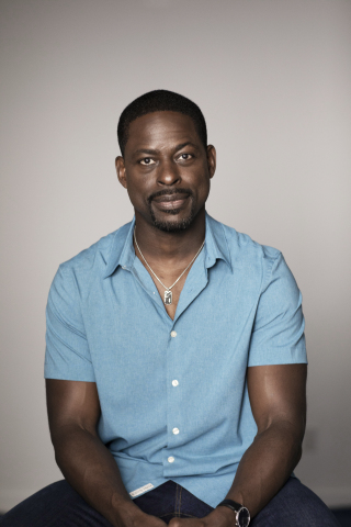 Sterling K. Brown, two-time Emmy Award winner (This Is Us, Black Panther) (Photo: Bristol-Myers Squibb)
