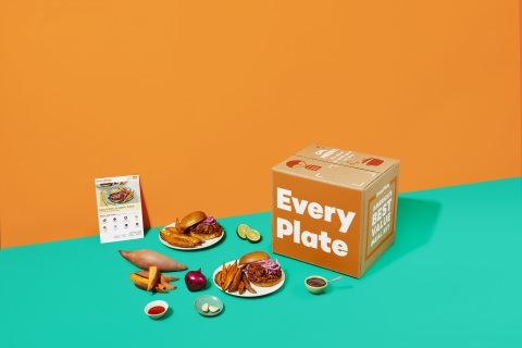 EveryPlate Expands Meal Choice for Home Cooks Nationwide (Photo: Business Wire)