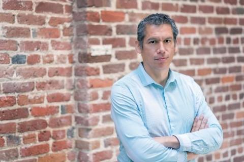 Francisco Meza, VP of Engineering at Evisort (Photo: Business Wire)