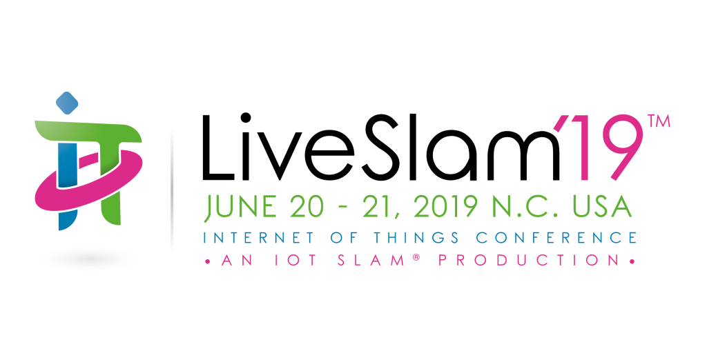 The Internet of Things Community – IoT Community, Announces Exclusive Agenda for its Acclaimed 3rd Annual IoT Slam Live 2019 Conference