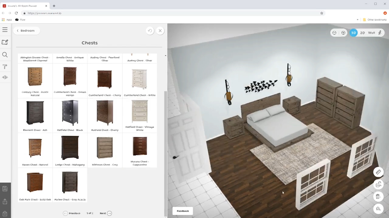 Jerome's deployed the Marxent® 3D Room Designer with Photo to Floorplan™ to its website. Now anyone can design whole rooms from inspirational photos, buy the pieces they like and share the results with family and friends.
