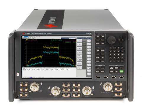 Keysight Launches New Software to Characterize Modulation Distortion in Active Devices. (Photo: Busi ...