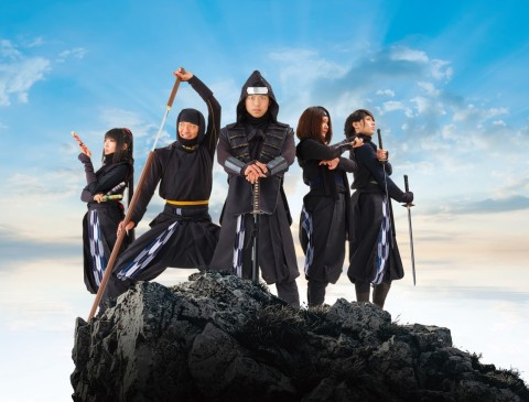 Tokugawa Ieyasu and Hattori Hanzo Ninja Corps (Photo: Business Wire)