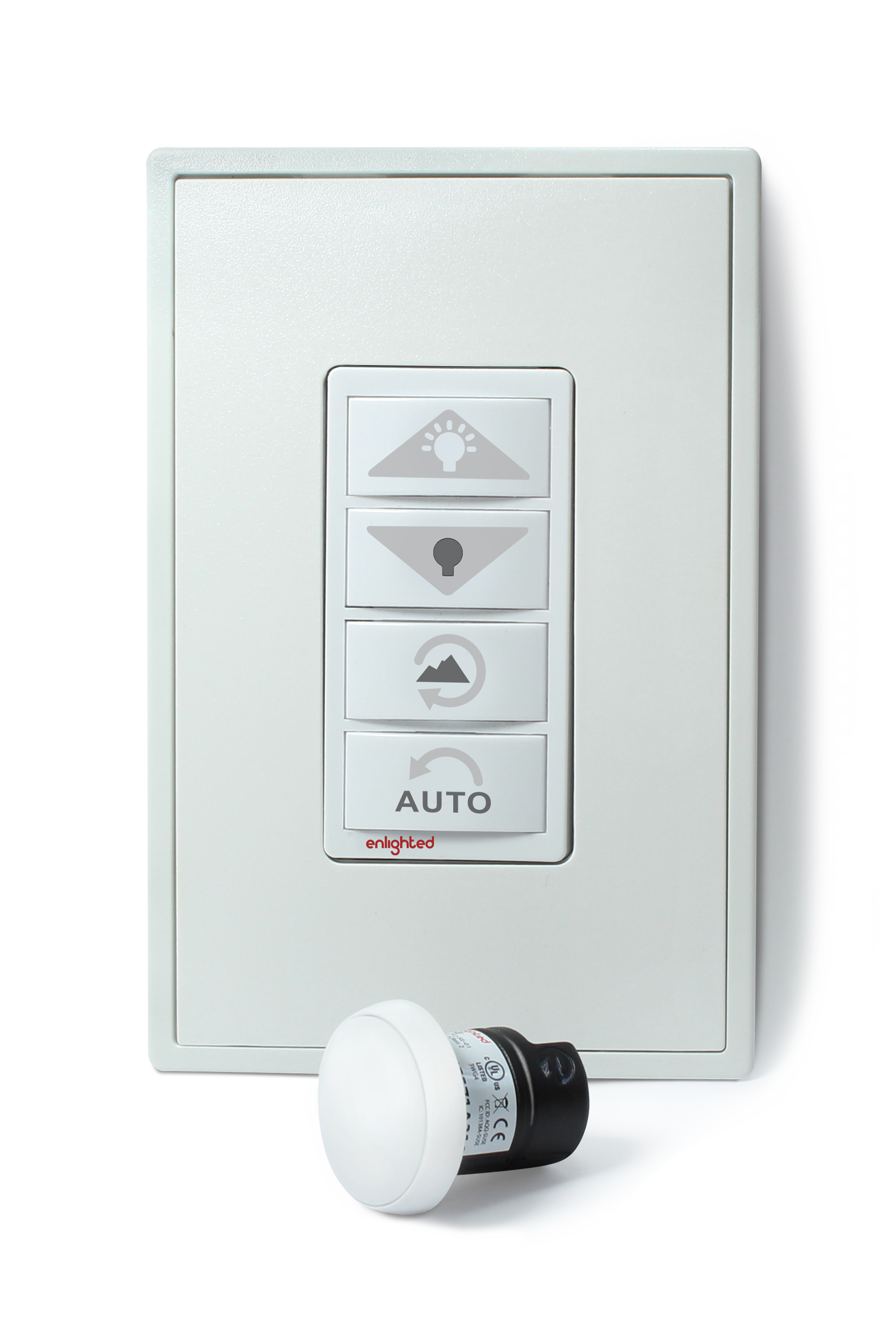 Easy Wireless Lighting Control With An