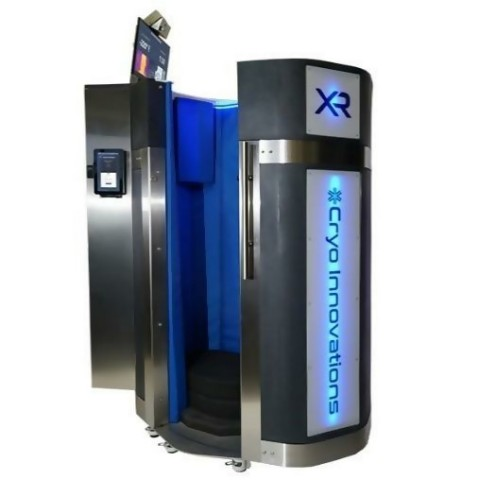 The XR full body cryotherapy chamber has been designed from inception to be the safest, most technol ...