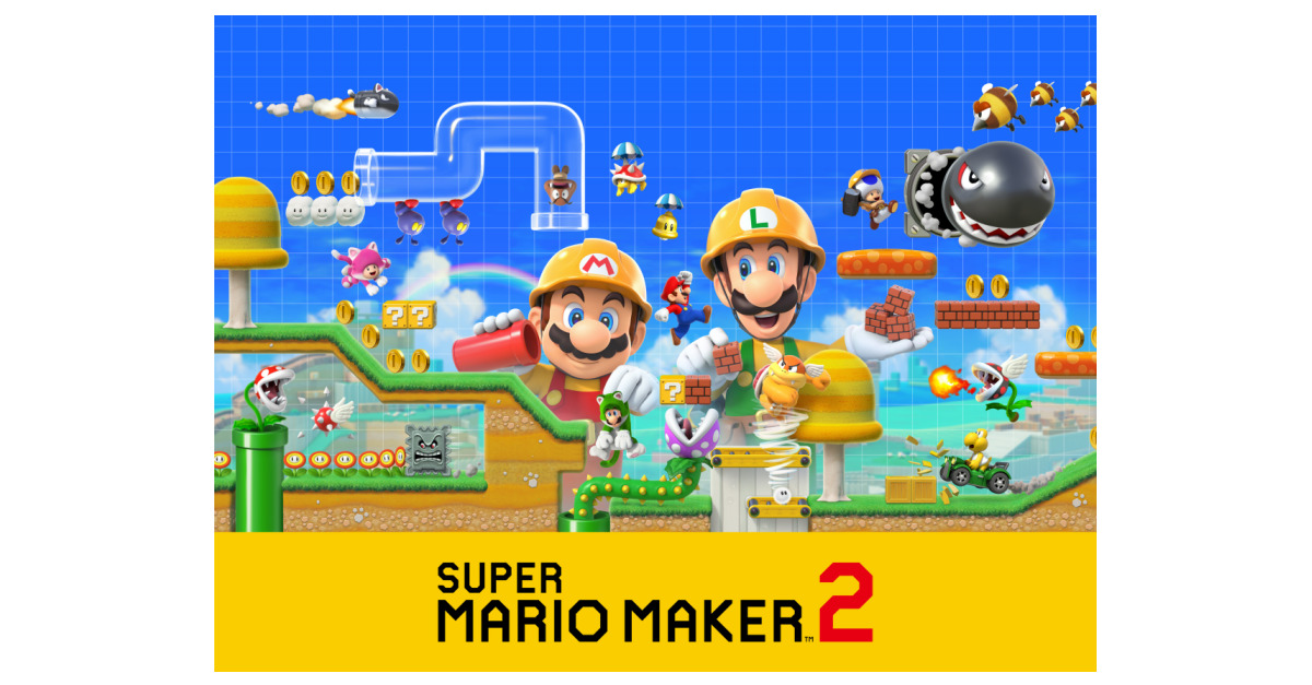 New Super Mario Maker 2 Details Revealed in Latest Nintendo