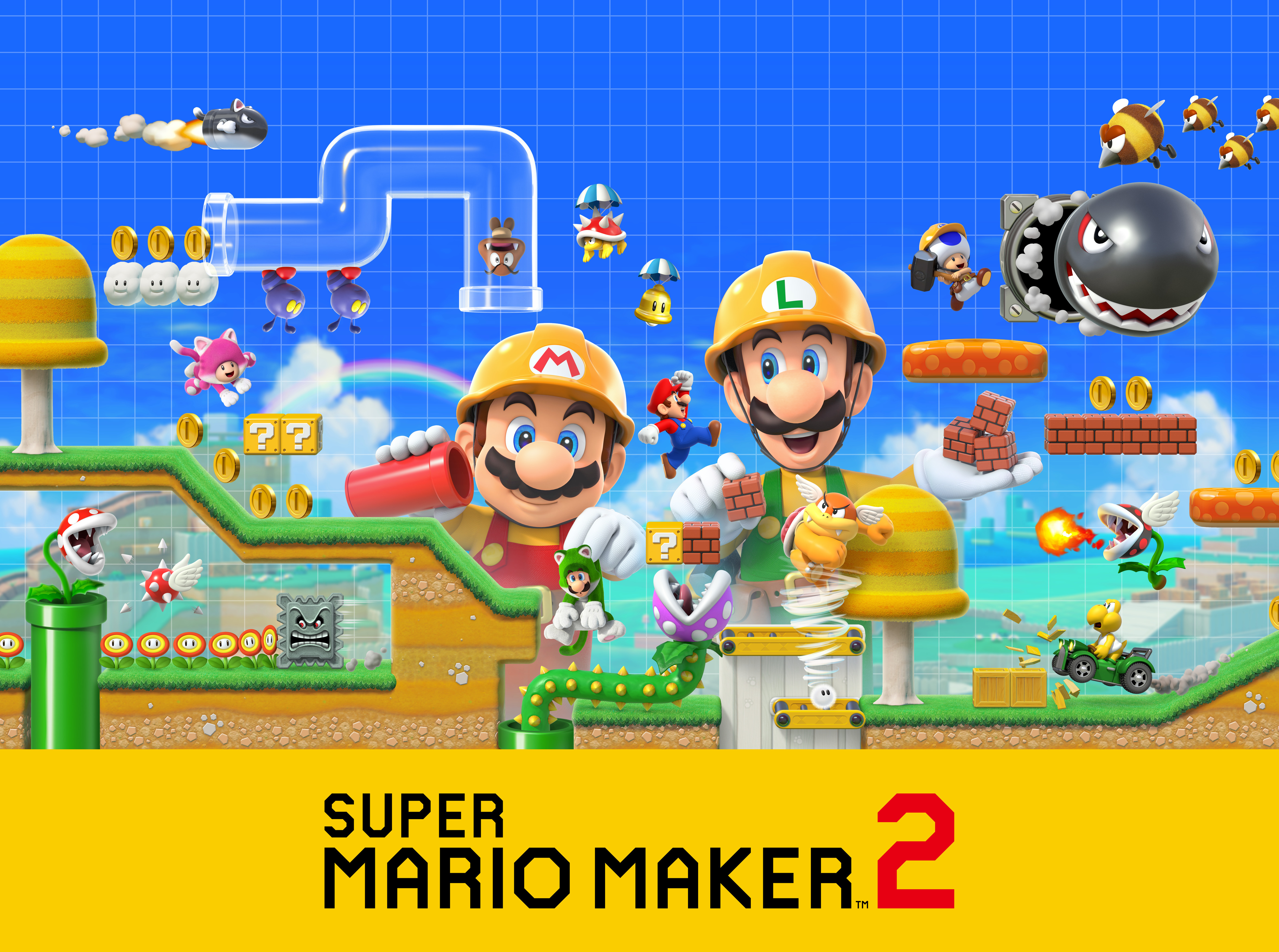 New Super Mario Maker 2 Details Revealed In Latest Nintendo Direct