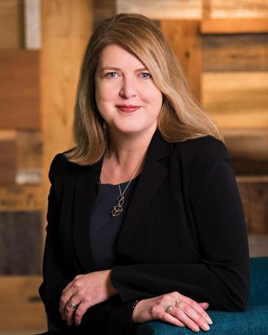 Suzanne Fallender is director of Corporate Responsibility at Intel Corporation. (Credit: Intel Corporation)