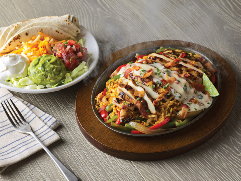 Get Ready For Fajitas Like You've Never Seen Before With Applebee's New Loaded Fajitas (Photo: Business Wire)