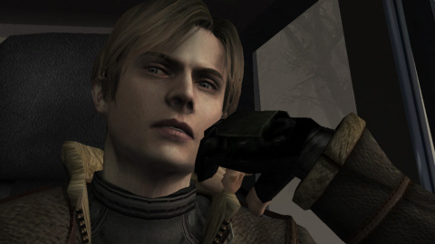 The Resident Evil 4 game is available May 21. (Graphic: Business Wire)