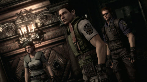 The Resident Evil game is available May 21. (Graphic: Business Wire)
