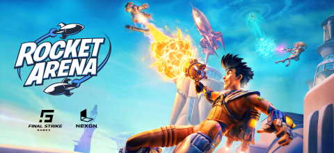 Rocket Arena Key Art (Graphic: Business Wire)