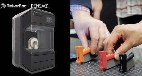 MakerBot + PENSA