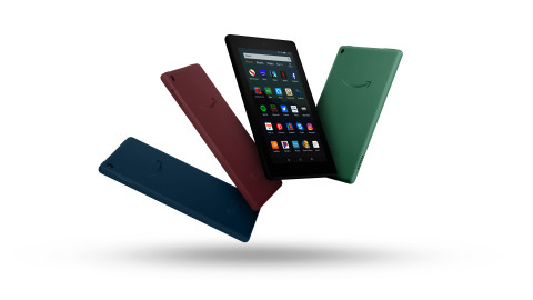 Introducing the All-New Amazon Fire 7. (Photo: Business Wire)