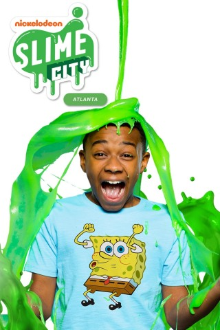 NICKELODEON HEADS TO THE ATL FOR SLIME CITY--FIRST-EVER IMMERSIVE SLIME EXPERIENCE, OPENING JUNE 15 FOR LIMITED TIME ONLY