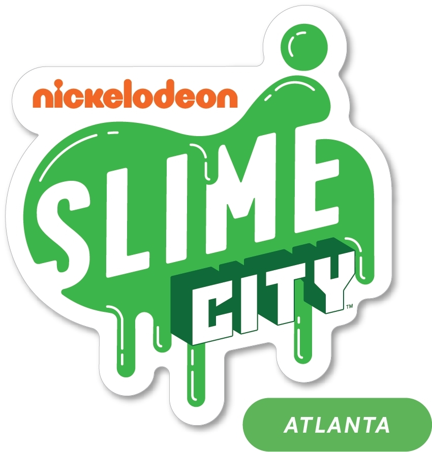 Nickelodeon Heads to The ATL for Slime City--First-Ever
