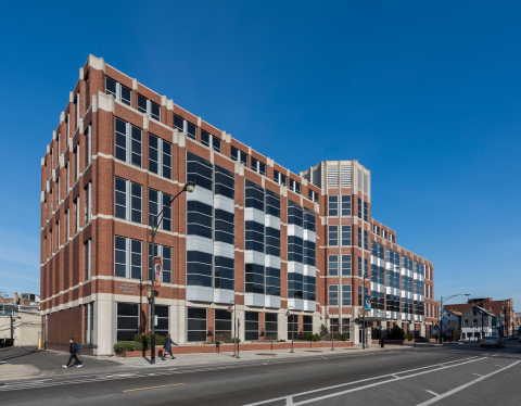 The 2430 North Halsted property in Lincoln Park is a medical research facility with more than 120,000 square feet of laboratory and office space across five floors, which includes flexible shared wet lab and work space, lab pods and private suites. The space will be available to serve biopharma, medtech, diagnostics and life science tool companies near-term. (Photo: Business Wire)