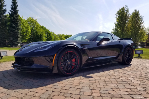 Barrett-Jackson and GM to Auction the Last Production C7 Corvette to Benefit Stephen Siller Tunnel to Towers Foundation (Photo: Business Wire)
