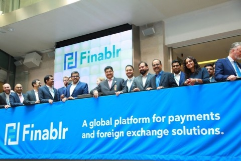 London Stock Exchange Welcomes Finablr PLC to the Main Market