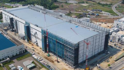 K1 facility (under construction) (Photo: Business Wire)