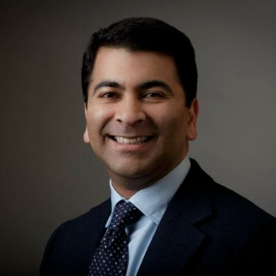 Akhil Sharma, Executive Vice President and Chief Financial Officer, DentaQuest (Photo: Business Wire).