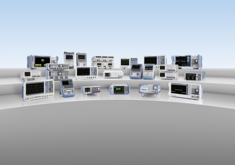 """Rohde & Schwarz announced a first-of-its-kind promotion for its line of value bench instrument solutions. This industry-first promotion called """"This Changes Everything"""" allows customers to purchase all the bandwidth, channels, inputs, memory interfaces and signal generation they may ever need, at one unrivaled package price. (Photo: Business Wire)"""