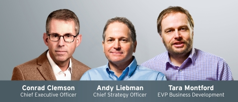 EditShare Leadership Team (Photo: Business Wire)