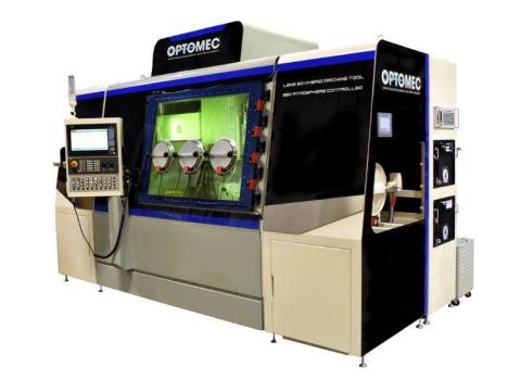 Optomec LENS 860 System (Photo: Optomec)