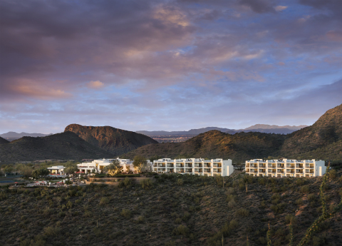 Exterior of CopperWynd Resort & Club in Scottsdale, Arizona, now part of Aqua-Aston Hospitality's portfolio of managed properties. (Photo: Business Wire)