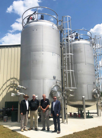 BCR Inc.'s Neutralizer(R) technology solution will create Class AA biosolids for Clay County Utility ...