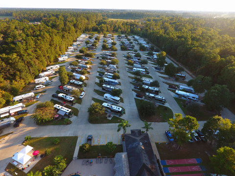 Rayford Crossing RV Resort: Spring, Texas (Photo: Business Wire)