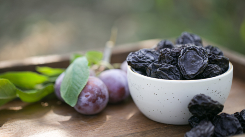The finest prunes on earth have a new brand with a familiar name: California Prunes (Photo: Business Wire)
